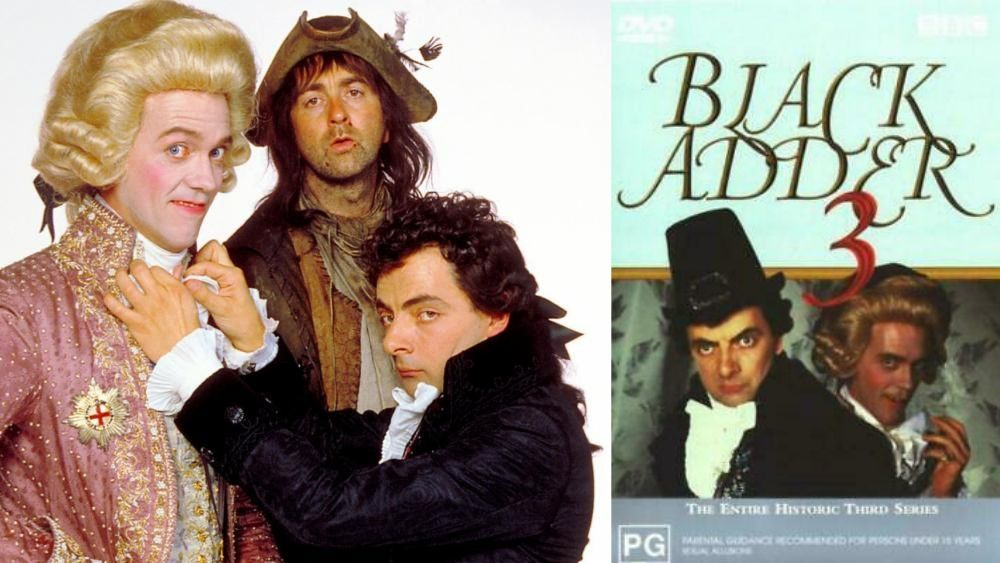 Blackadder Season 3 Cast and Episodes