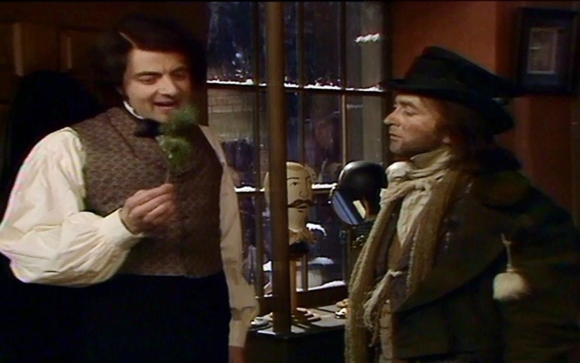 Blackadder's Christmas Carol Full Script