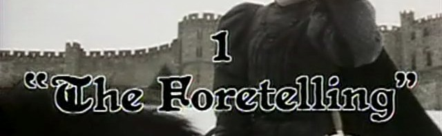 Blackadder Series I, Episode 1 – The Foretelling Full Script