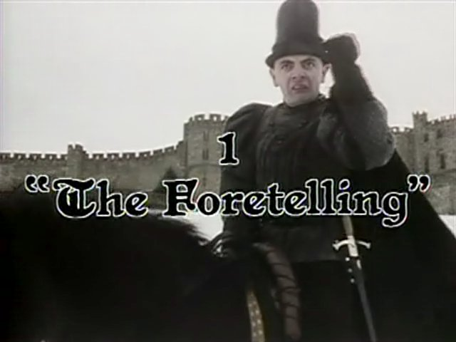 Blackadder The Foretelling Full Script