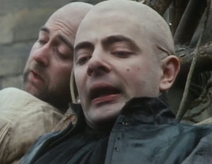 Bald Blackadder - Blackadder Quotes Series 1 - Witchsmeller Pursuivant