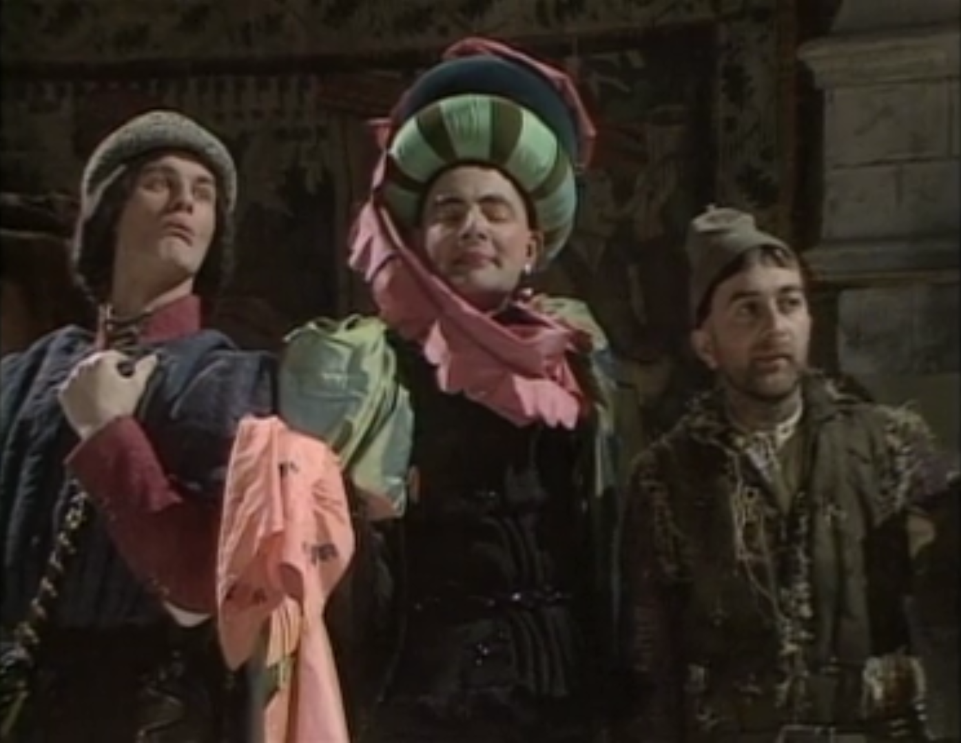 Blackadder Series 1 Episode 4 The Queen of Spains Beard