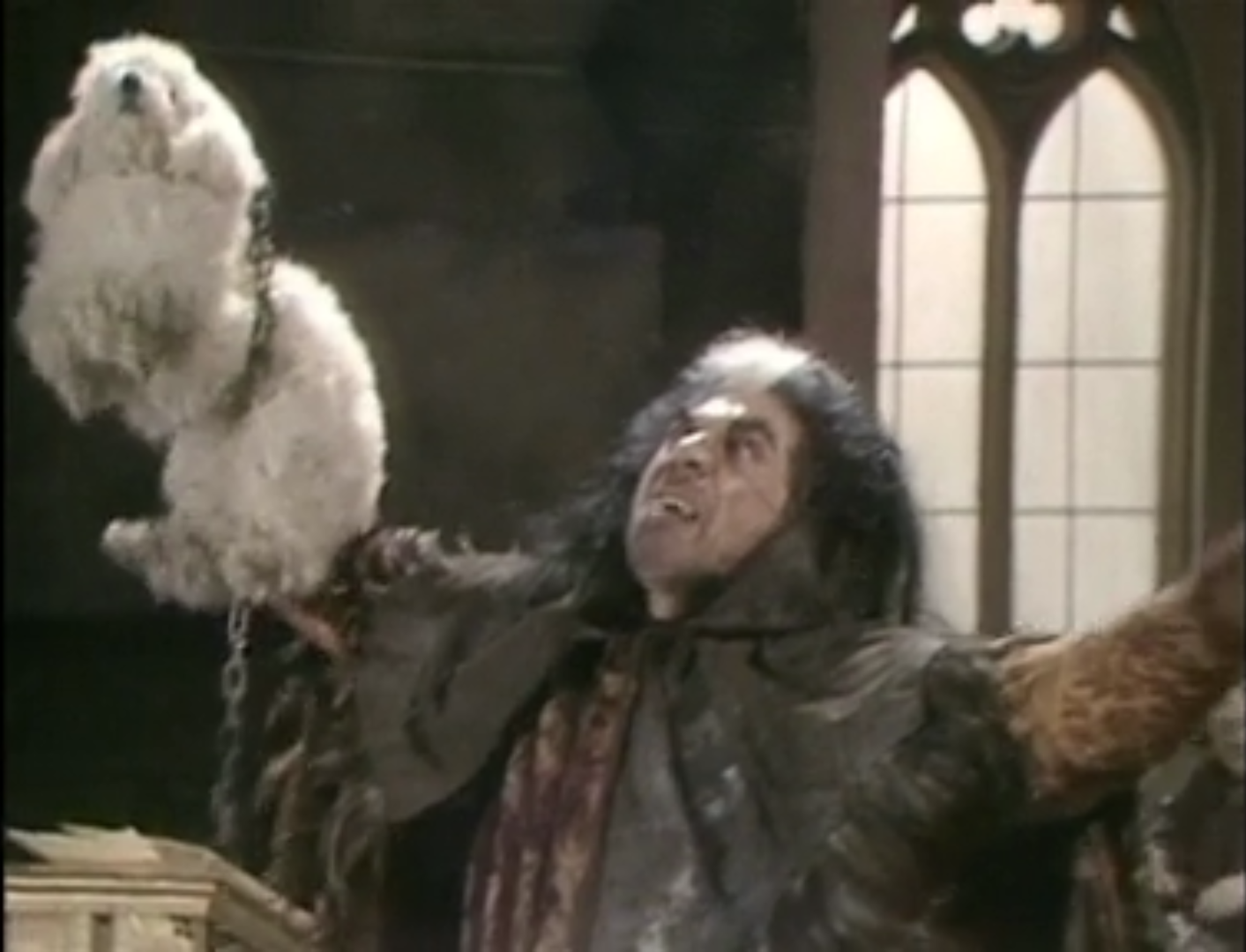 Blackadder series 1 episode 5 witchsmeller