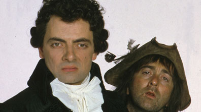 Blackadder series 3 - Blackadder and Baldrick are back!