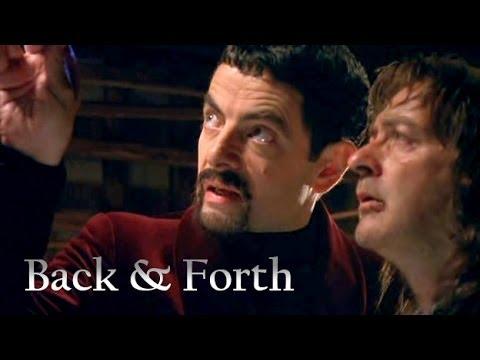 Blackadder Specials - Blackadder Back and Forth
