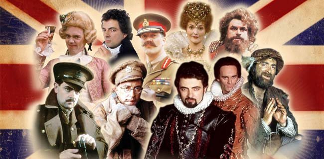 How many of these Blackadder Specials have you seen?