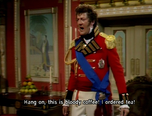 Blackadder series 3 funny quotes