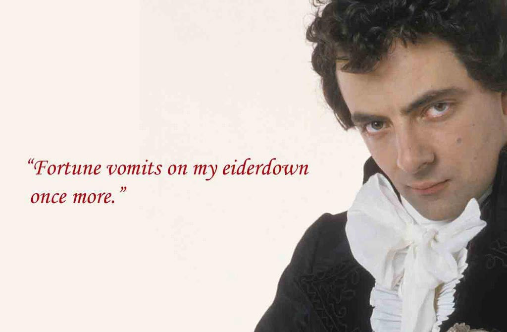 Blackadder Series 3 Quotes