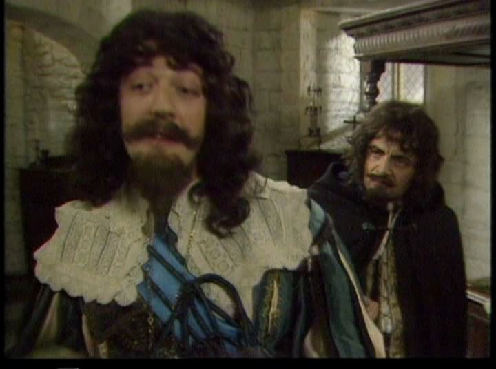Blackadder Specials - The Cavalier Years