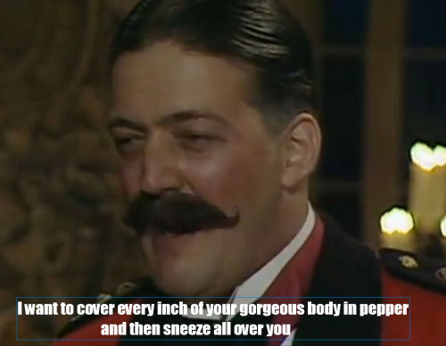 General Melchett Quotes
