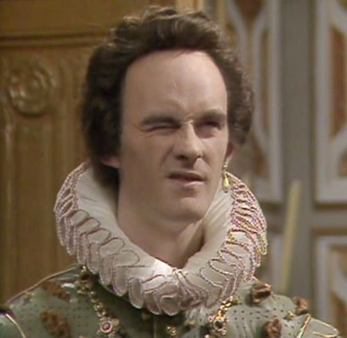 Percy from Blackadder