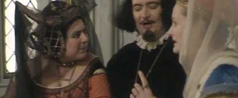 Blackadder Series I, Episode 4 – The Queen of Spains Beard Full Script