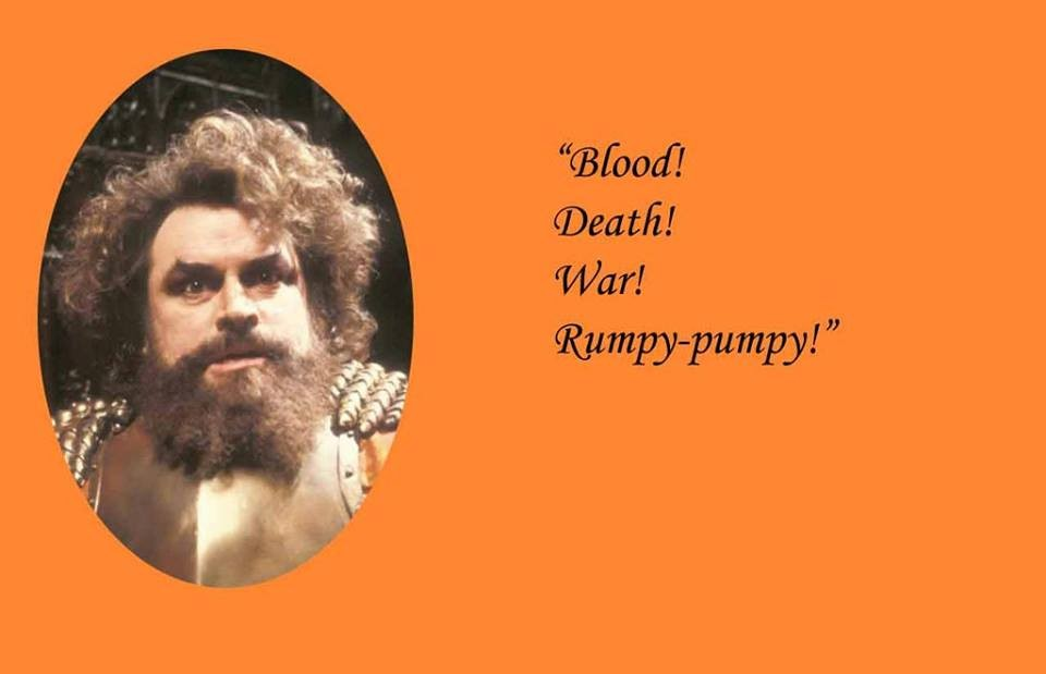 blood death war rumpy pumpy