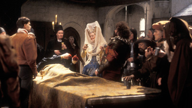 Blackadder series 1 episode 6 the black seal