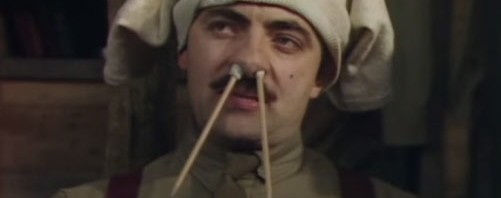 Funny Blackadder Meme Wibble
