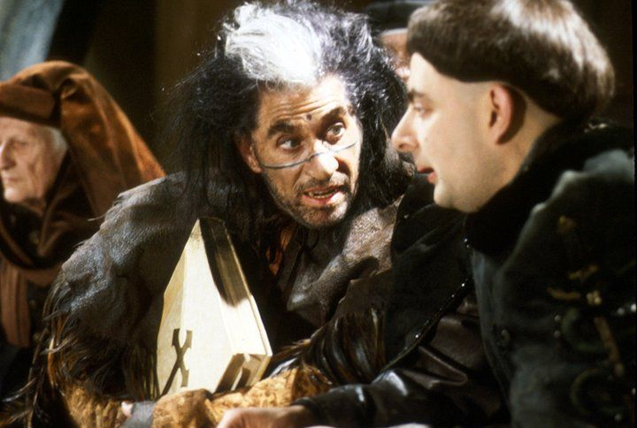Witchsmeller from Blackadder series 1