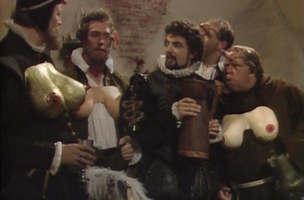 Blackadder 2 episode 5 beer full script