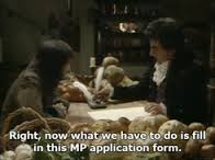 Blackadder series 3 episode 1