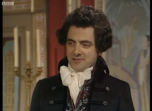 read the full script for Blackadder Series 3 Episode 2 at Blackadder Quotes