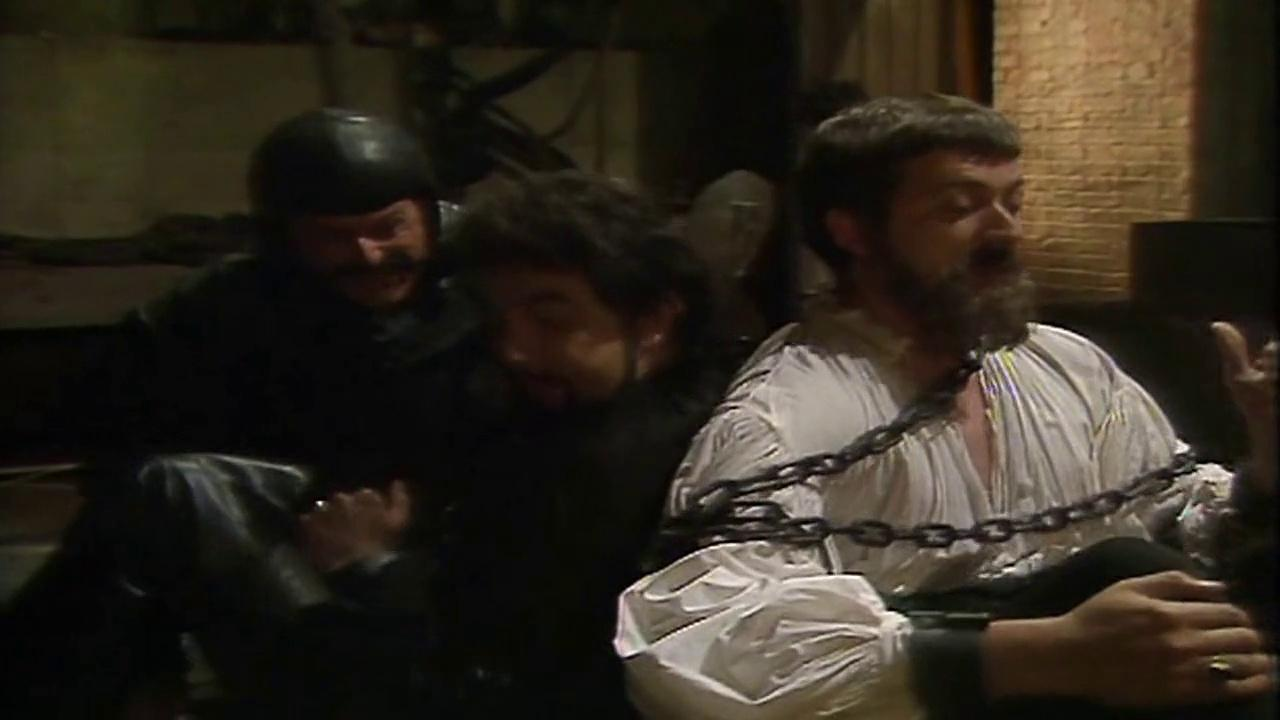 Chains is the 6th episode of blackadder series 2