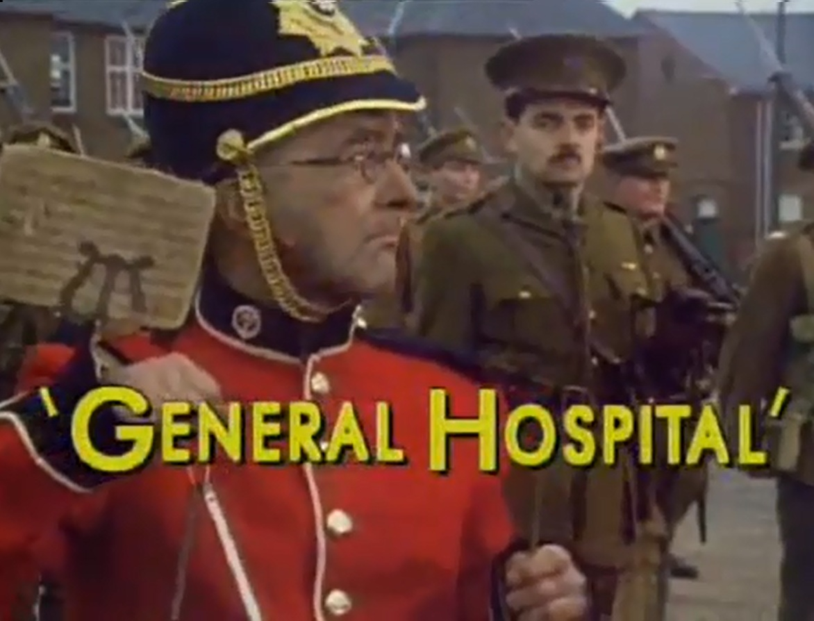 Read the full script for General Hospital, which is the 5th episode of Blackadder Series 4