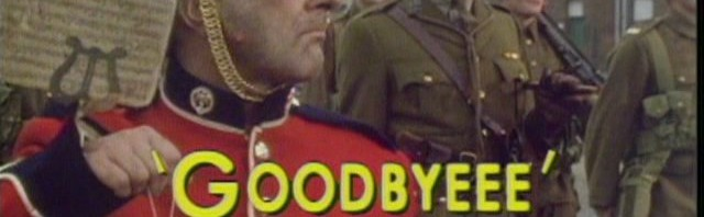 Blackadder Series 4 Episode 6 is the finest ever moment in British Comedy