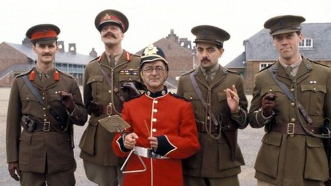 Blackadder Goes Forth Best Quotes