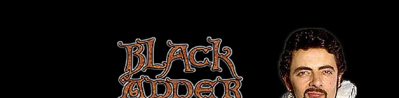 Better a lapdog to a slip of a girl than a ... git! Blackadder quote from the second series