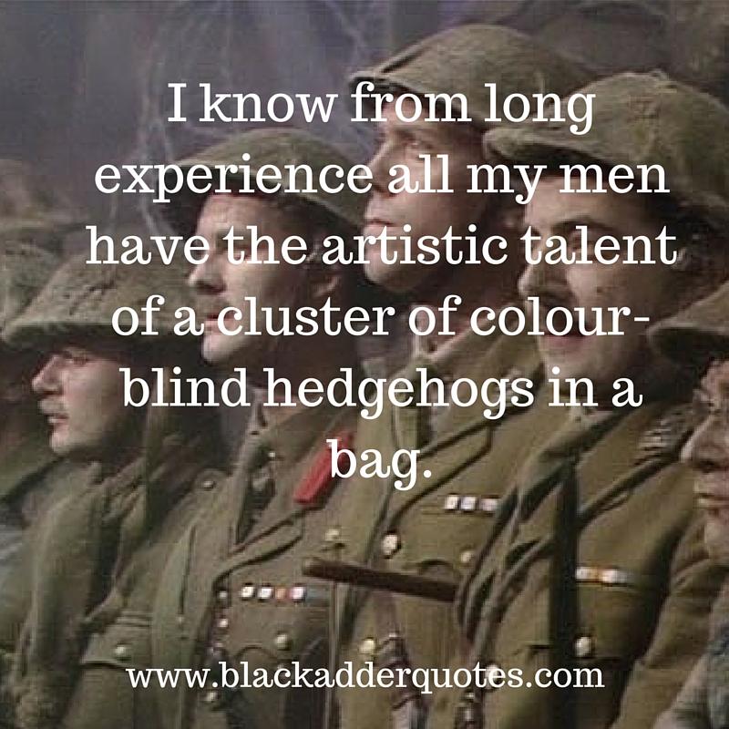 Edmund_Blackadder, Author at Blackadder Quotes - Page 8 of 15