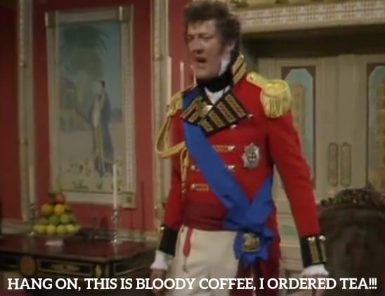 Stephen Fry as Wellington