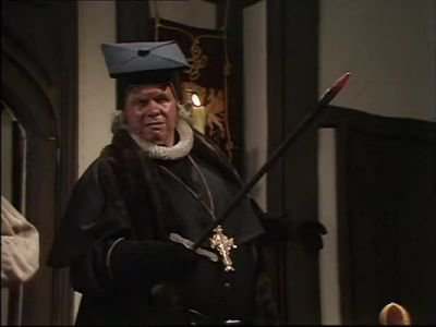 The Baby Eating Bishop Of Bath And Wells – Blackadder 2 | Money