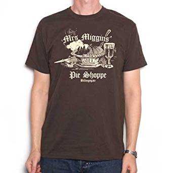 Mrs. Miggins Pie Shoppe T-Shirt – Blackadder T-Shirt
