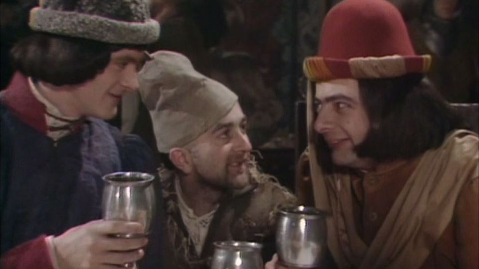 Born to be King Blackadder