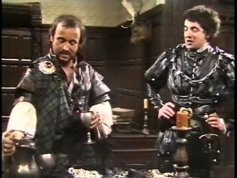 The Blackadder Pilot episode