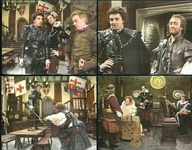 The Black Adder pilot episode