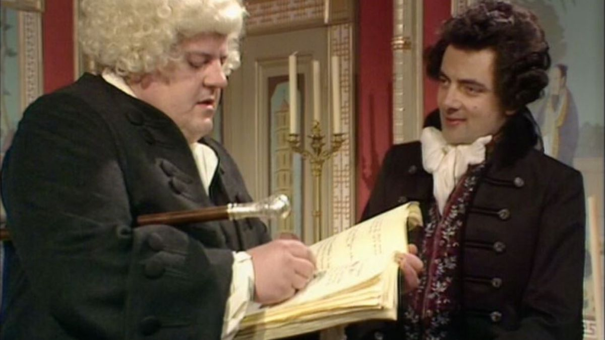 A look at the Blackadder dictionary