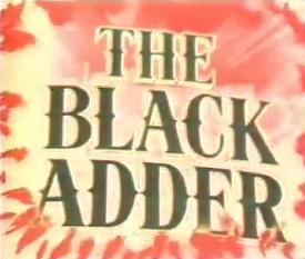 The Blackadder unaired pilot episode