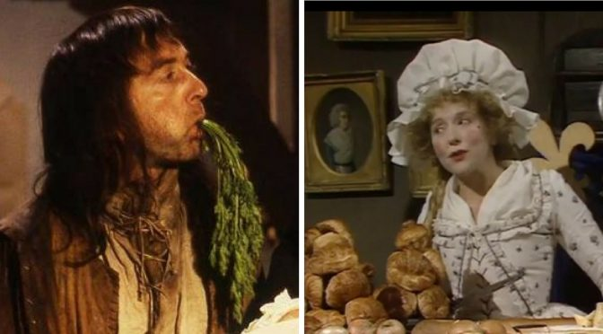 Baldrick or Mrs. Miggins – Who would you start a family with?