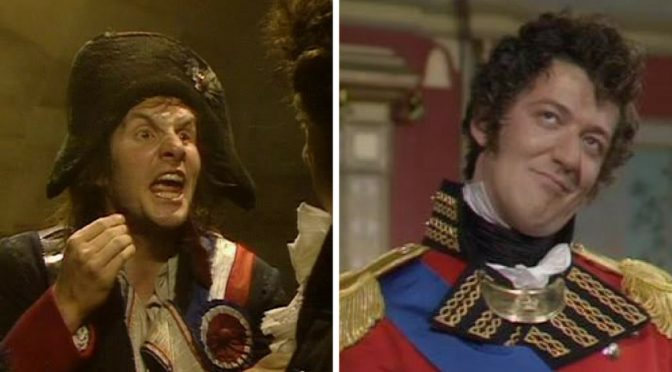 Blackadder the Third Face-off