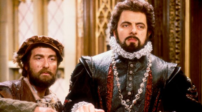 Blackadder's best insults - the top 25 best Blackadder insults