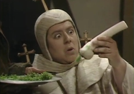 Blackadder turnip quotes