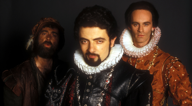 Blackadder theme tune lyrics