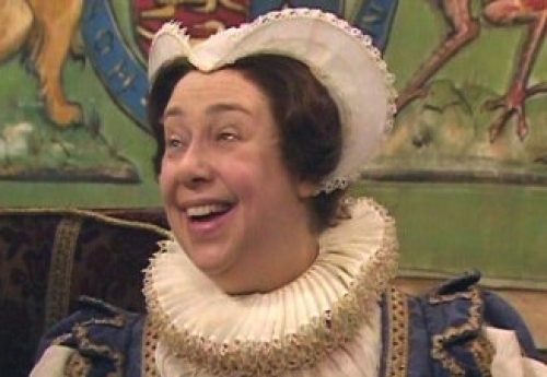 The Best Nursie Moments from Blackadder