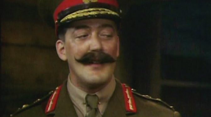 Lessons in Leadership by Military Genius General Melchett