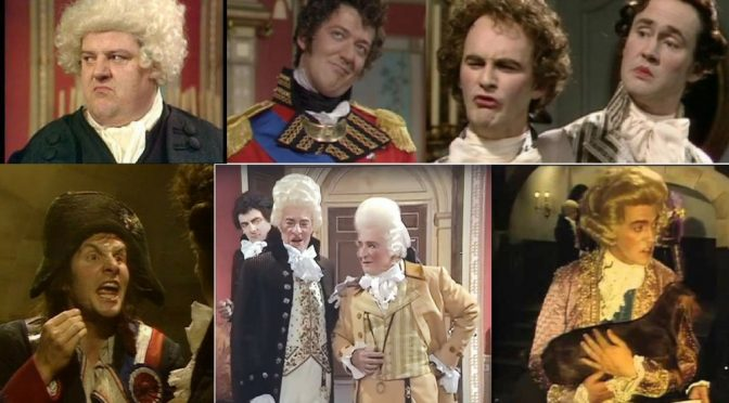 5 Greatest Cameo Appearances in Blackadder the Third