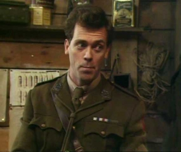 George in Blackadder goes forth