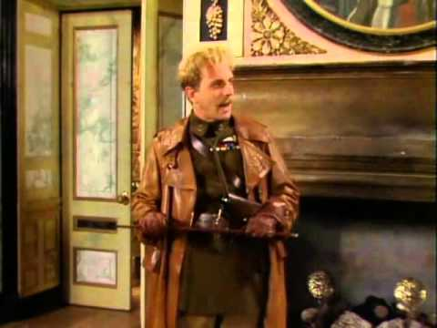 I want something Lord Flashheart