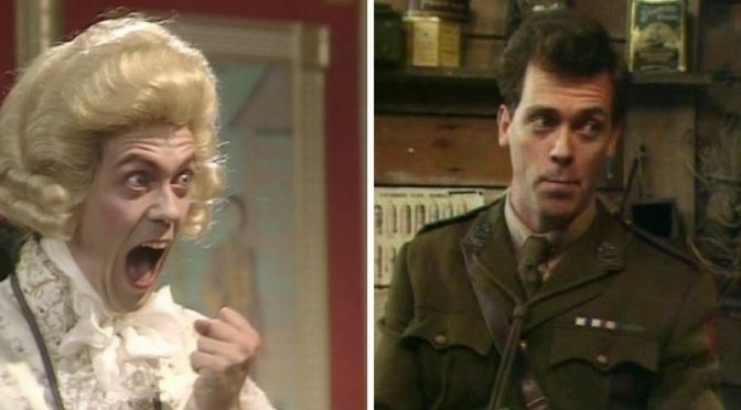 Blackadder George Quotes