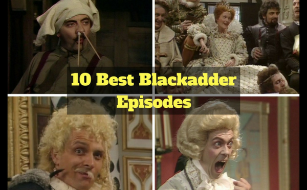 The best Blackadder Episodes