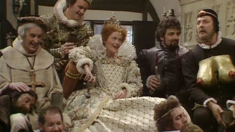 A look at the top 10 best Blackadder episodes